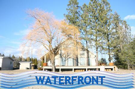 Main Photo: Affordable Little Shuswap Lake Waterfront!