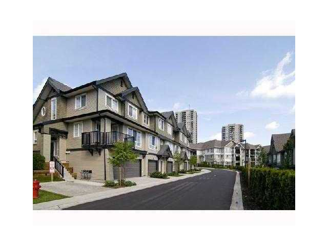 """Main Photo: 75 9088 HALSTON Court in Burnaby: Government Road Townhouse for sale in """"Terramor"""" (Burnaby North)  : MLS®# V949865"""
