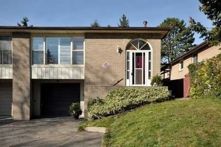 Main Photo: 1318 Playford Road in Mississauga: Clarkson House (Backsplit 4) for sale : MLS®# W2504327