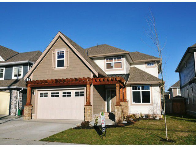 "Main Photo: 32615 EGGLESTONE AV in Mission: Mission BC House for sale in ""Cedar Valley"" : MLS®# F1301599"