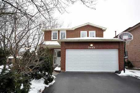 Main Photo: 3155 Bracknell Crest in Mississauga: Meadowvale House (2-Storey) for sale : MLS®# W2560793