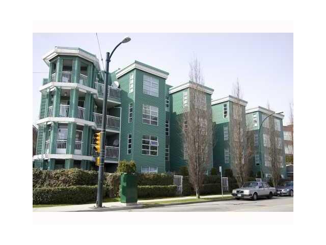 Main Photo: # 201 8989 HUDSON ST in : Marpole Condo for sale : MLS®# V821788