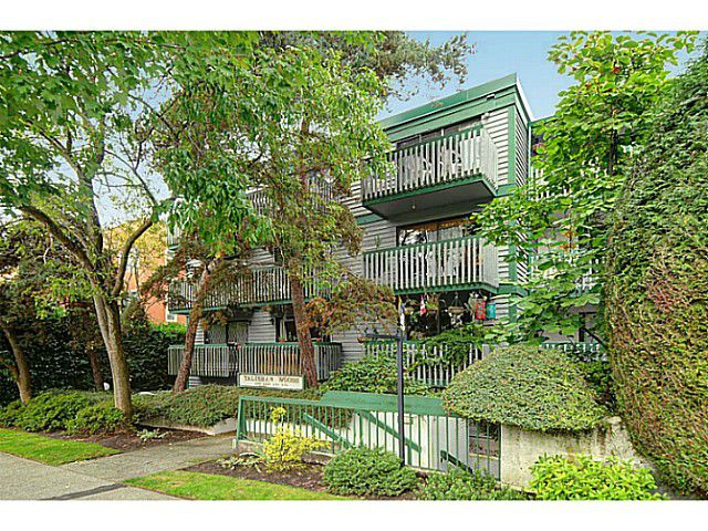 Main Photo: 317 1545 E 2nd Avenue in Vancouver: Grandview VE Condo for sale (Vancouver East)  : MLS®# V1030972