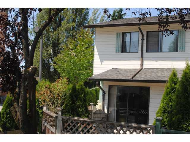 Main Photo: 3453 COAST MERIDIAN RD in Port Coquitlam: Lincoln Park PQ Townhouse for sale : MLS®# V1043924