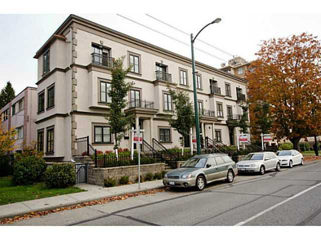 Main Photo: 2165 - 2195 ALMA ST in Vancouver: Point Grey Home for sale (Vancouver West)  : MLS®# V1051966