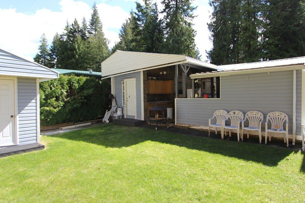 Main Photo: 24 4162 Squilax Anglemont Road in Scotch Creek: Recreational for sale : MLS®# 10100511