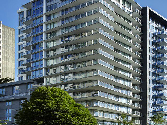 Main Photo: # 805 1009 HARWOOD ST in Vancouver: West End VW Condo for sale (Vancouver West)  : MLS®# V1130841