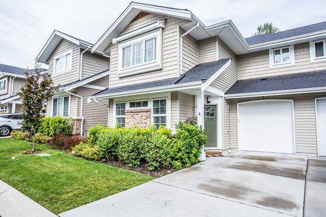 Main Photo: 4-12161 237 Street in Maple Ridge: Townhouse for sale : MLS®# R2097665