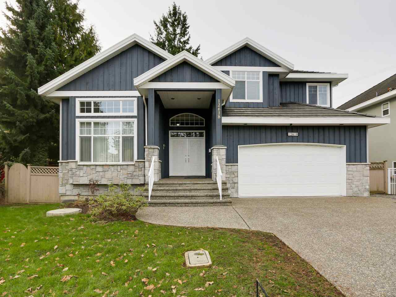 Main Photo: 12618 62 AVENUE in : Panorama Ridge House for sale : MLS®# R2040487