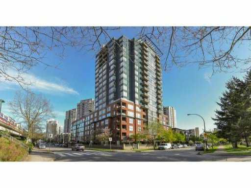 "Main Photo: # 1909 5288 MELBOURNE ST in Vancouver: Collingwood VE Condo for sale in ""EMERALD PARK PLACE"" (Vancouver East)  : MLS®# V1021198"
