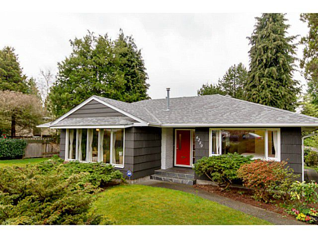 Main Photo: 6250 BUCHANAN ST in Burnaby: Parkcrest House for sale (Burnaby North)  : MLS®# V1065690