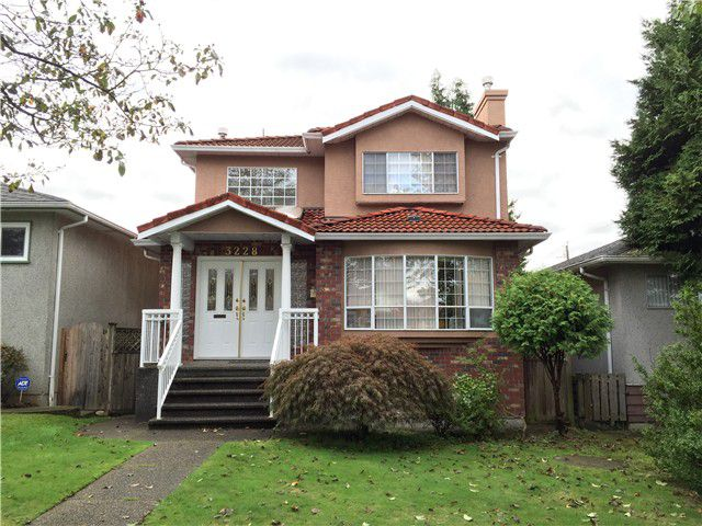 Main Photo: 3228 E 44TH AV in Vancouver: Killarney VE House for sale (Vancouver East)  : MLS®# V1091436