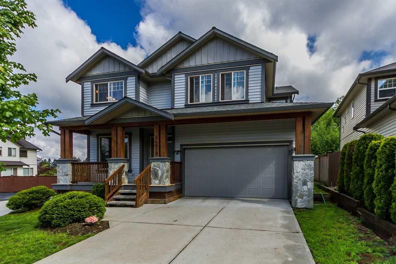 Main Photo: 24819 106B AVENUE in Maple Ridge: Thornhill House for sale : MLS®# R2062758