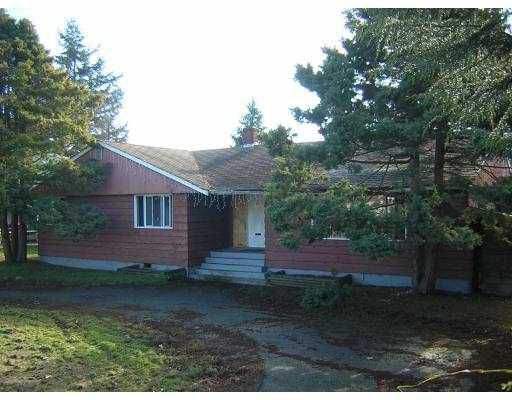 Main Photo: 8460 FRANCIS Road in Richmond: Saunders House for sale : MLS®# V628537