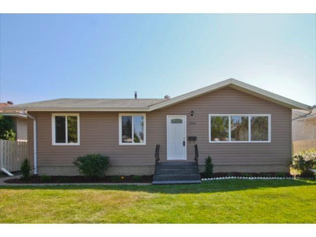 Main Photo: 7303 132 AV NW: Edmonton House for sale : MLS®# E4014283