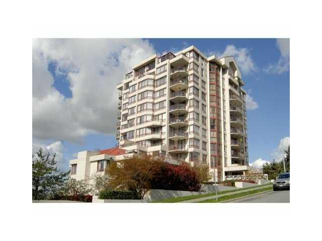 """Main Photo: 1003 220 11TH Street in New Westminster: Uptown NW Condo for sale in """"QUEENS COVE"""" : MLS®# V934963"""