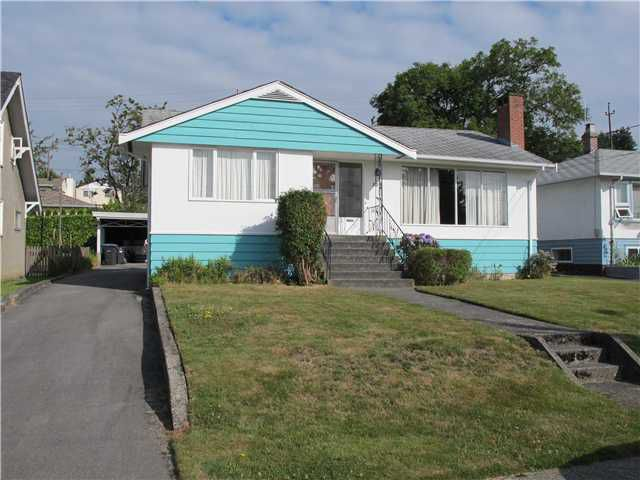 Main Photo: 225 BLACKMAN Street in New Westminster: GlenBrooke North House for sale : MLS®# V966588
