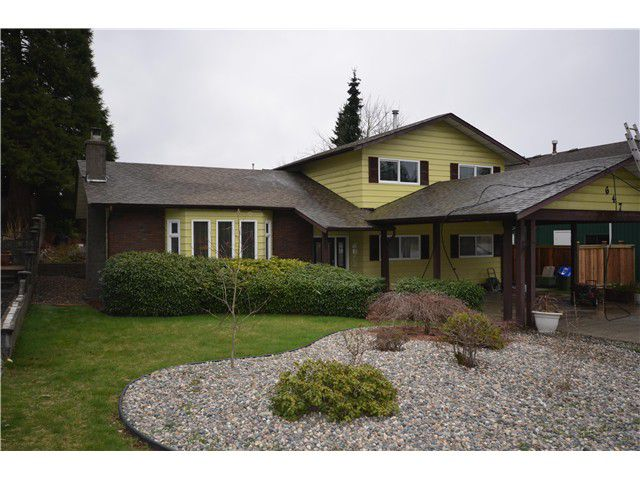 Main Photo: 647 NEWPORT Street in Coquitlam: Central Coquitlam House for sale : MLS®# V997347