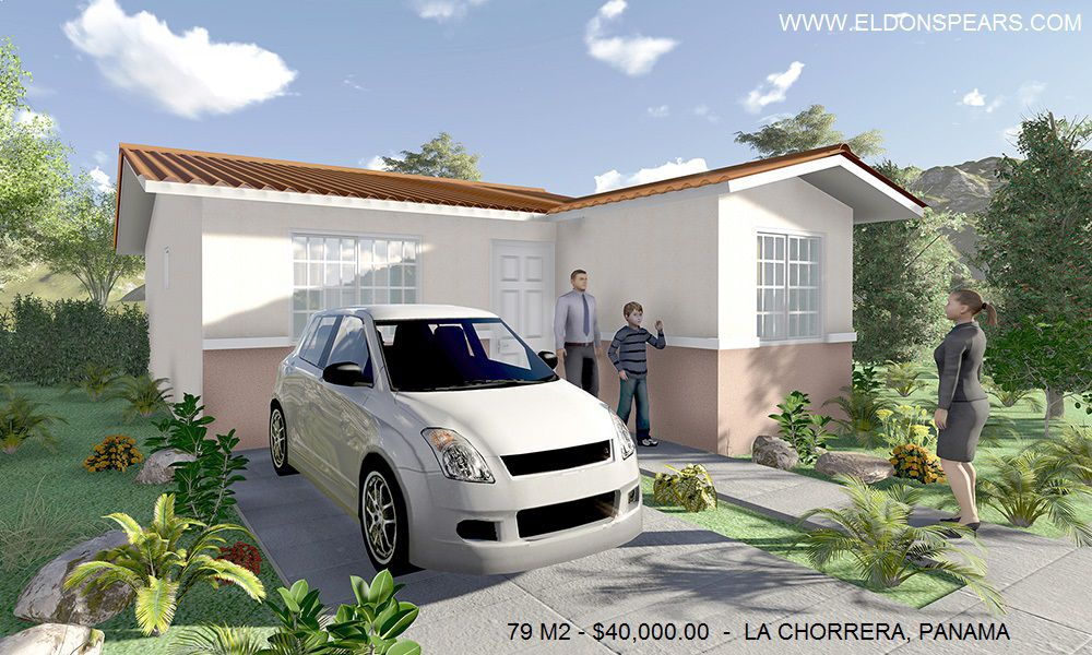 Homes in La Chorrera
