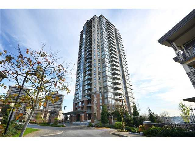 Main Photo: # 1203 4888 BRENTWOOD DR in Burnaby: Brentwood Park Condo for sale (Burnaby North)  : MLS®# V1037217