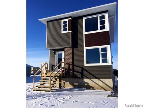 Main Photo: 5071 CRANE CRES in Regina: Harbour Landing Single Family Dwelling for sale (Regina Area 05)  : MLS®# 559792