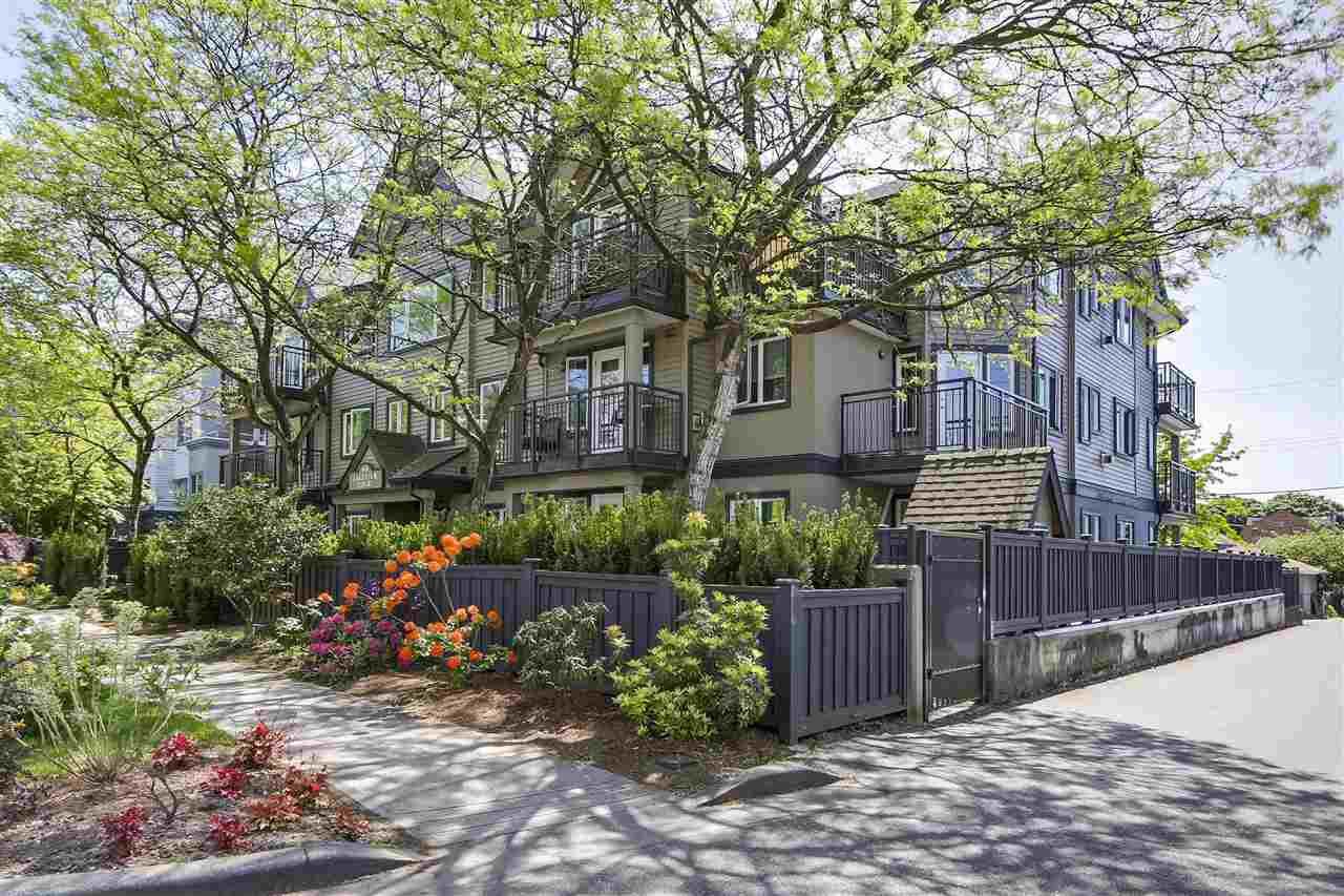 Main Photo: 106 1928 E 11TH AVENUE in Vancouver: Grandview VE Condo for sale (Vancouver East)  : MLS®# R2268754