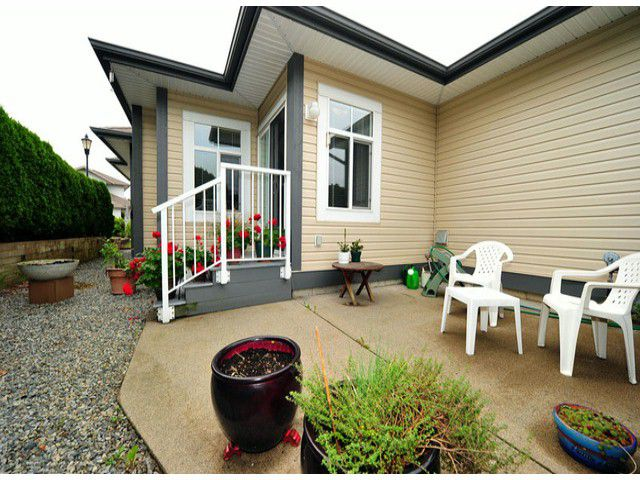 """Photo 16: Photos: # 146 33751 7TH AV in Mission: Mission BC House for sale in """"Heritage Park Place"""" : MLS®# F1321007"""