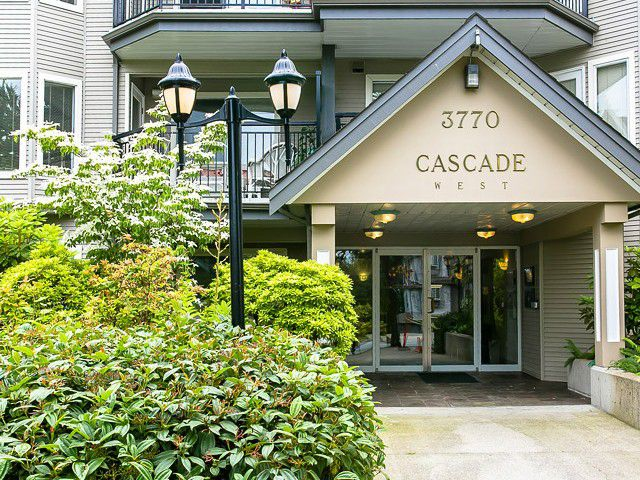 "Main Photo: 120 3770 MANOR Street in Burnaby: Central BN Condo for sale in ""CASCADE WEST"" (Burnaby North)  : MLS®# V1073531"