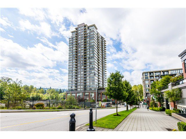 Main Photo: # 408 400 CAPILANO RD in Port Moody: Port Moody Centre Condo for sale : MLS®# V1084044
