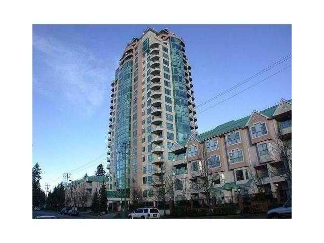 Main Photo: # 802 3071 GLEN DR in Coquitlam: North Coquitlam Condo for sale : MLS®# V1101743