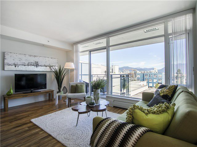 Main Photo: 620 289 E 6 Avenue in Vancouver: Mount Pleasant VE Condo for sale (Vancouver East)  : MLS®# V1140468