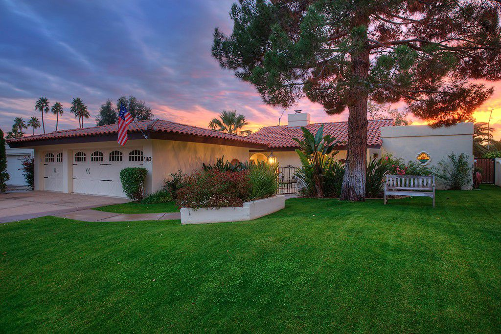 Main Photo: 8153 E Del Barquero Drive in Scottsdale: McCormick Ranch House for sale : MLS®# 5544424