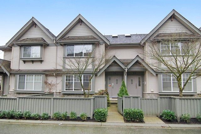 Main Photo: 19 3300 PLATEAU BOULEVARD in : Westwood Plateau Townhouse for sale : MLS®# R2042869
