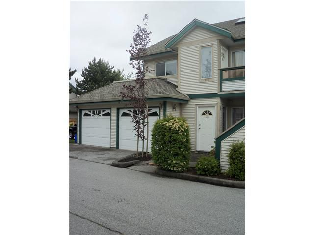 """Main Photo: 201 7837 120A Street in Surrey: West Newton Townhouse for sale in """"Berkshire Gardens"""" : MLS®# F1313976"""