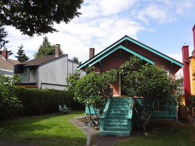 """Main Photo: 963 W 18TH AV in Vancouver: Cambie House for sale in """"Douglas Park"""" (Vancouver West)  : MLS®# V1016529"""