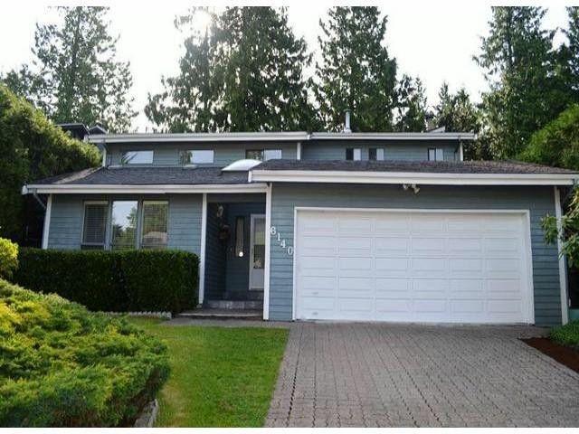 Main Photo: 6140 Sunwood Drive in Delta: Sunshine Hills Woods House for sale (N. Delta)  : MLS®# F1411676
