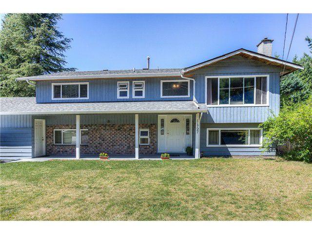 Main Photo: 11727 BONSON RD in Pitt Meadows: South Meadows House for sale : MLS®# V1087214