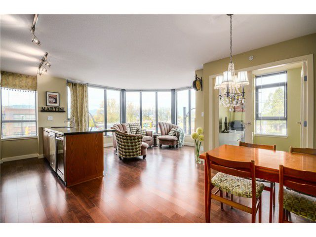 Main Photo: 307 3228 Tupper Street in : Cambie Condo for sale (Vancouver West)  : MLS®# V1060876