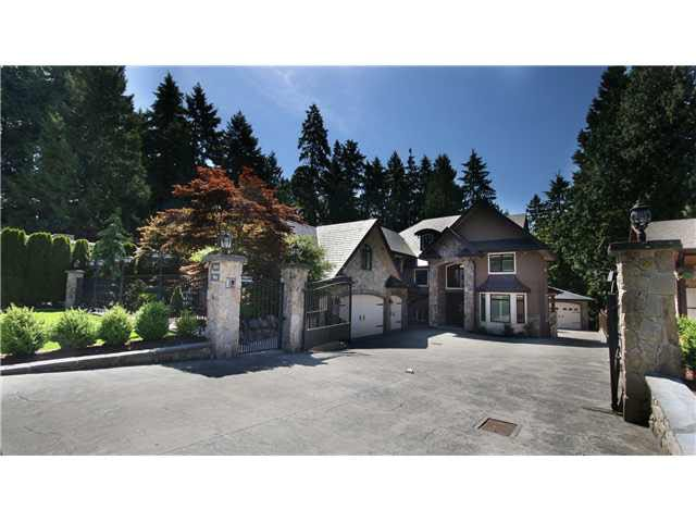 Main Photo: 2416 SHAWNA WAY in Coquitlam: Central Coquitlam House for sale : MLS®# V1128258