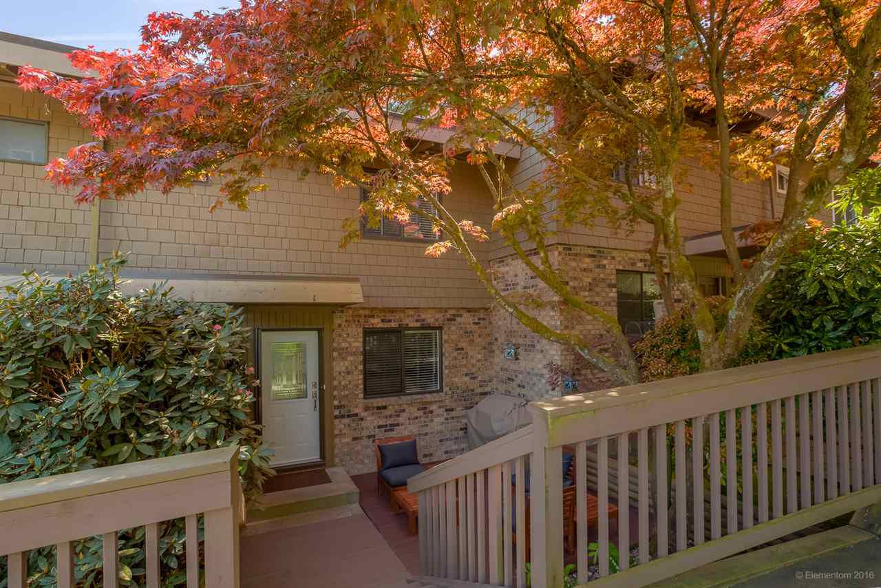 Main Photo: 335A EVERGREEN DRIVE in Port Moody: College Park PM Townhouse for sale : MLS®# R2064063