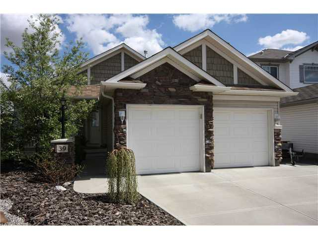 Main Photo: 39 CIMARRON PARK Green: Okotoks Residential Detached Single Family for sale : MLS®# C3523749