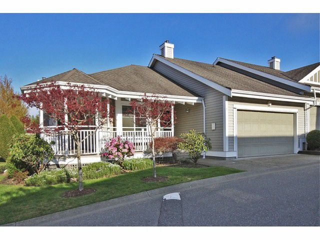 """Main Photo: 1 20788 87TH Avenue in LANGLEY: Walnut Grove Townhouse for sale in """"KENSINGTON VILLAGE"""" (Langley)  : MLS®# F1308814"""