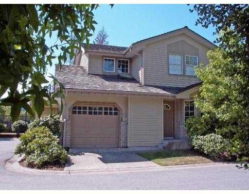 "Main Photo: 17 11580 BURNETT ST in Maple Ridge: East Central Townhouse for sale in ""CEDAR ESTATES"" : MLS®# V603724"