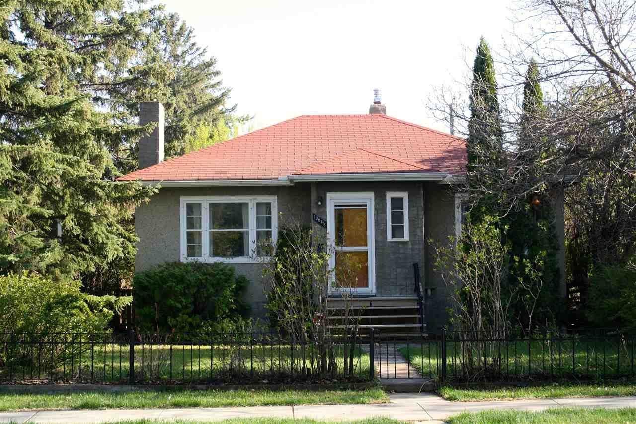 Main Photo: 12815 117 AV NW NW in Edmonton: Zone 07 House for sale : MLS®# E4044223