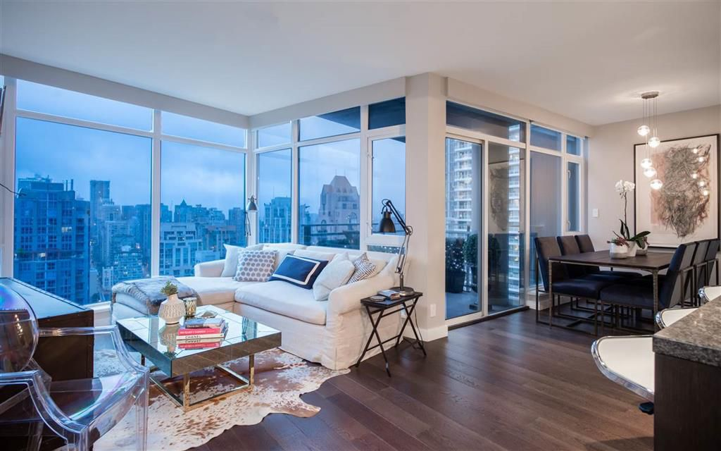 Main Photo: 3105 1372 Seymour St in Vancouver: Downtown VW Condo  (Vancouver West)  : MLS®# R2239027
