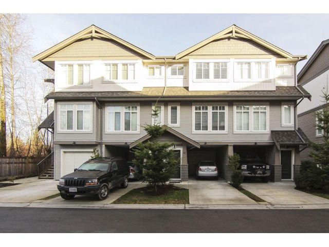 Main Photo: 32 8250 209B STREET in : Willoughby Heights Townhouse for sale : MLS®# R2073907