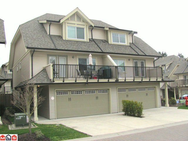 """Main Photo: 20 8358 121A Street in Surrey: Queen Mary Park Surrey Townhouse for sale in """"KENNEDY TRAIL"""" : MLS®# F1206595"""