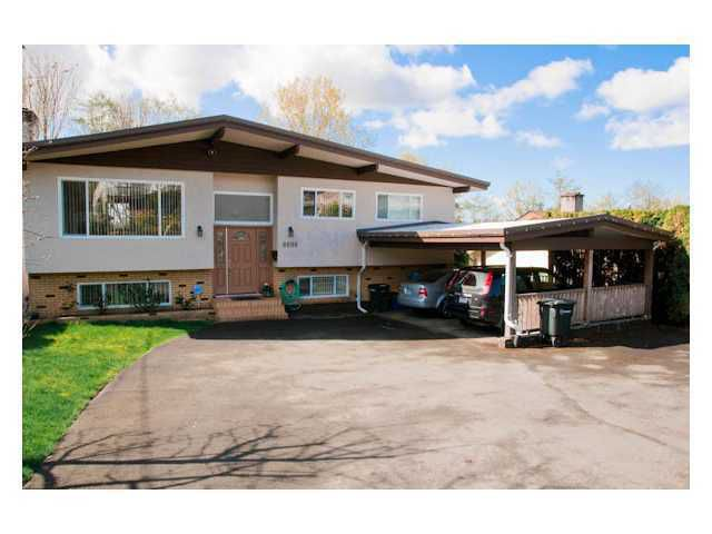 Main Photo: 6698 E BROADWAY in Burnaby: Parkcrest House for sale (Burnaby North)  : MLS®# V952872