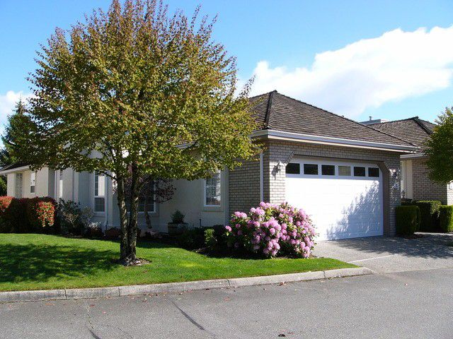 """Main Photo: 3 31450 SPUR Avenue in Abbotsford: Abbotsford West Townhouse for sale in """"Lakepointe Villas"""" : MLS®# F1309128"""