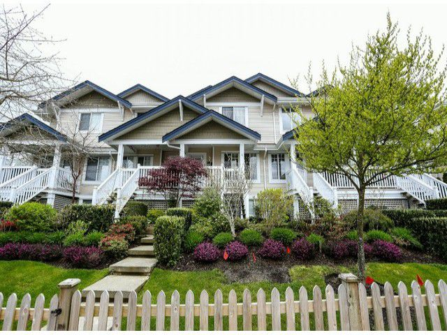 """Main Photo: 8 6533 121 Street in Surrey: West Newton Townhouse for sale in """"StoneBriar"""" : MLS®# F1310945"""